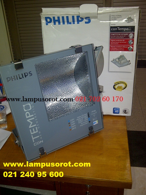 Contempo RVP 250 MHNTD 150W Philips