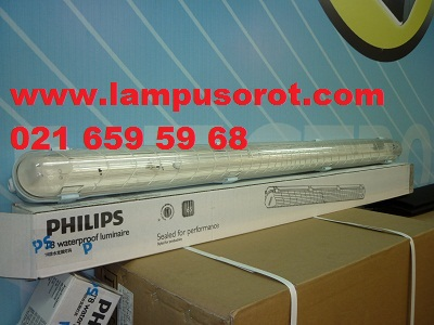 Lampu Waterproof TCW 060 136W IP 65 Philips