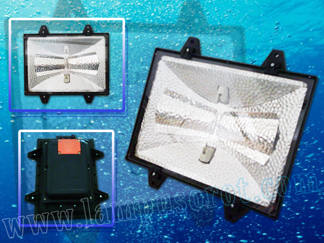 Lampu Sorot  Reklame BACKLIGHT 150W