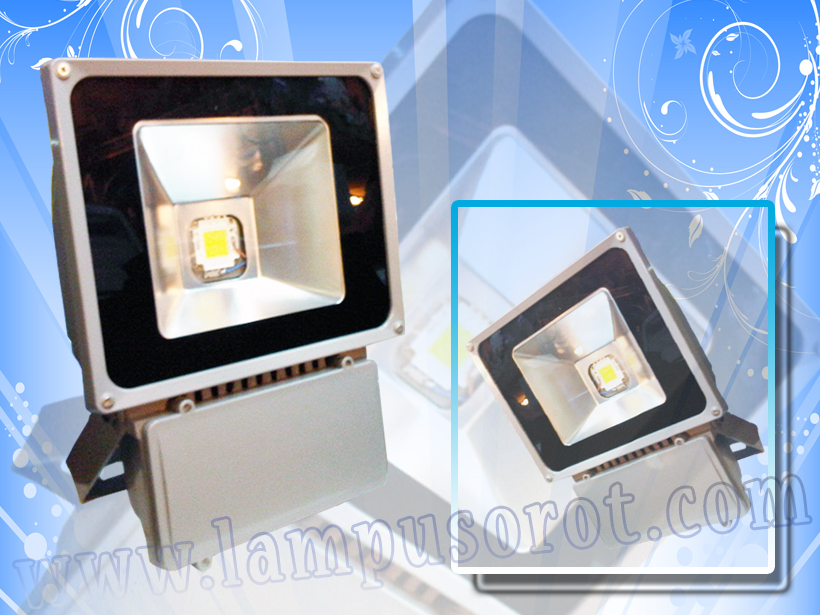 Lampu Sorot LED 70 Watt
