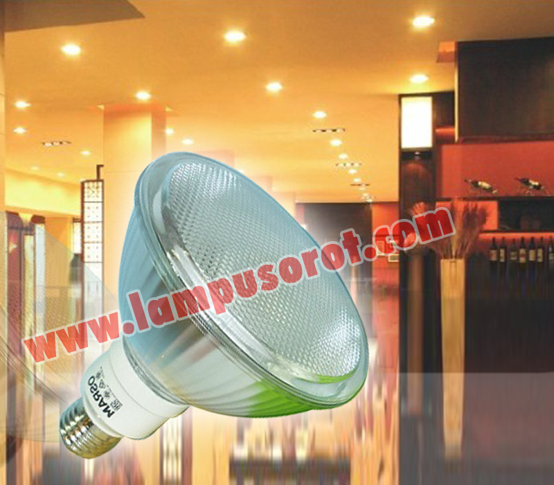 Par 38 23Watt Osram  Energy Saver