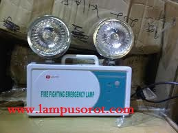Emergency Lamp LED Hokito 7033