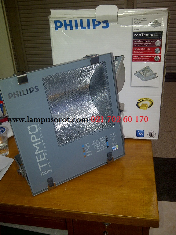 Contempo RVP 250 150W Philips