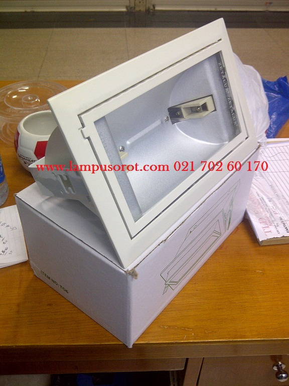Downlight Metal Halide 70W dan 150W
