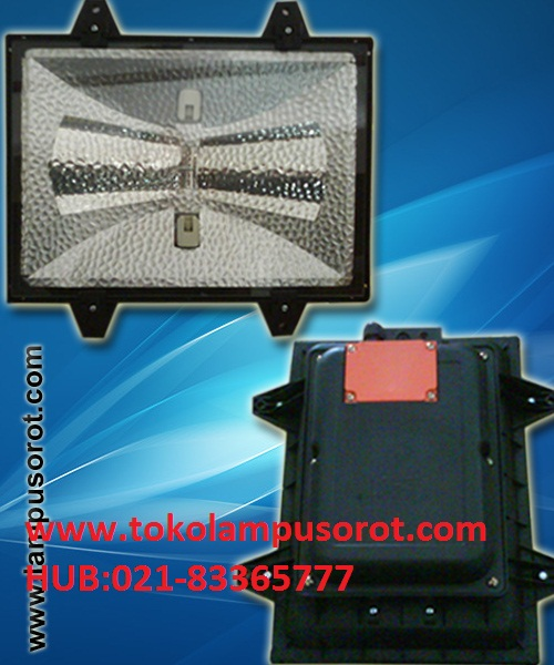 Lampu Sorot Billboard Backlight 150W Slast