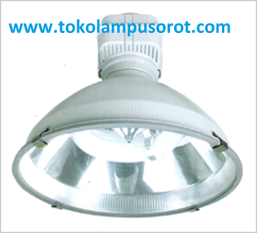 Lampu induksi LVD high bay light