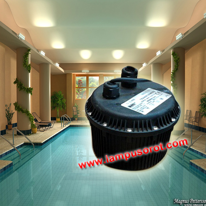 Ballast Under Water lamp 12V 300W
