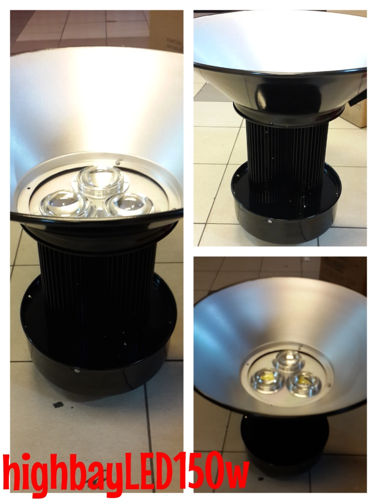 lampu highbay Led atau lampu industri led 60w 100w 120w 150w made in korea garansi 3tahun merk Talled