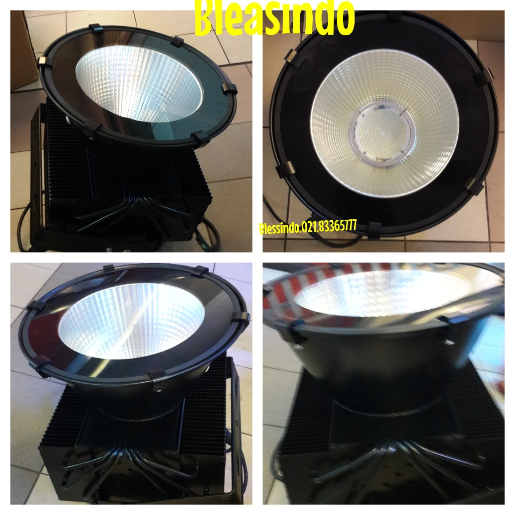 lampu sorot led 500watt merk Hinolux