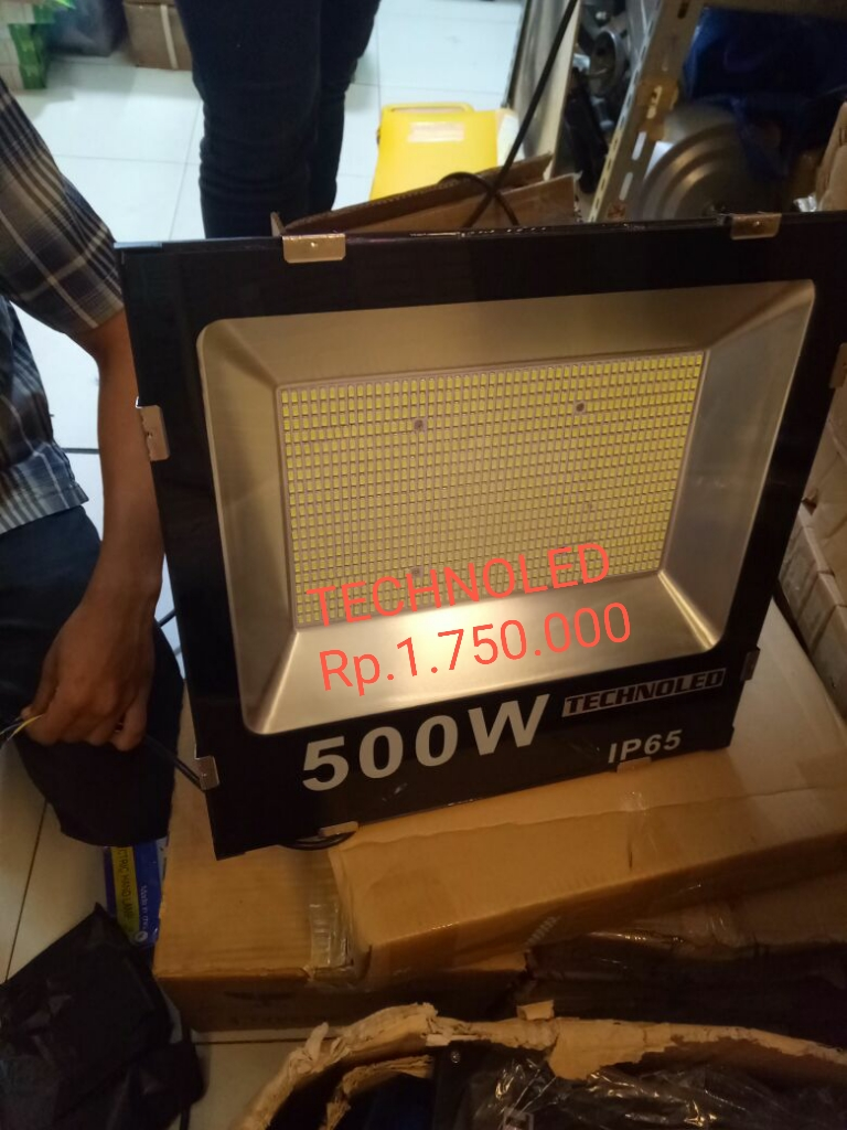 Lampu sorot led 500w 1.750.000