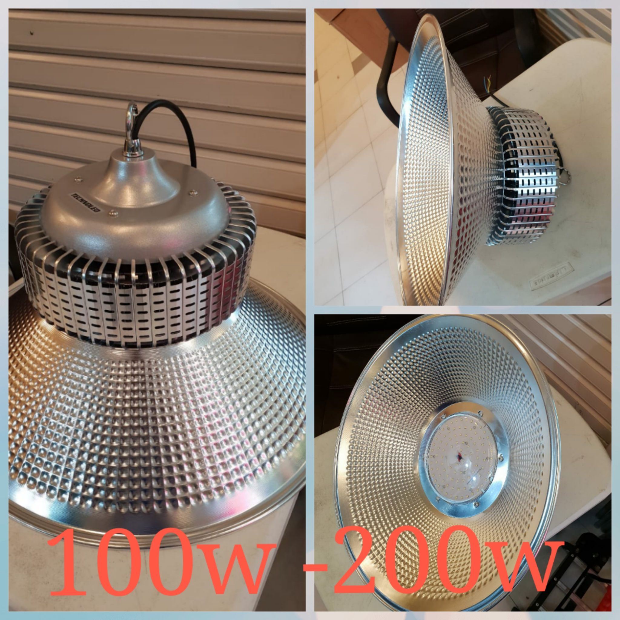 Highbay lampu industri 100w