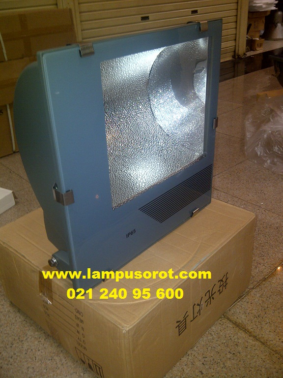 Lampu  Sorot 1000W model Contempo