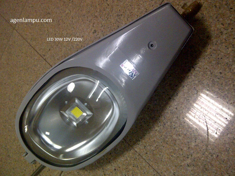 Lampu PJU LED 30W 220V