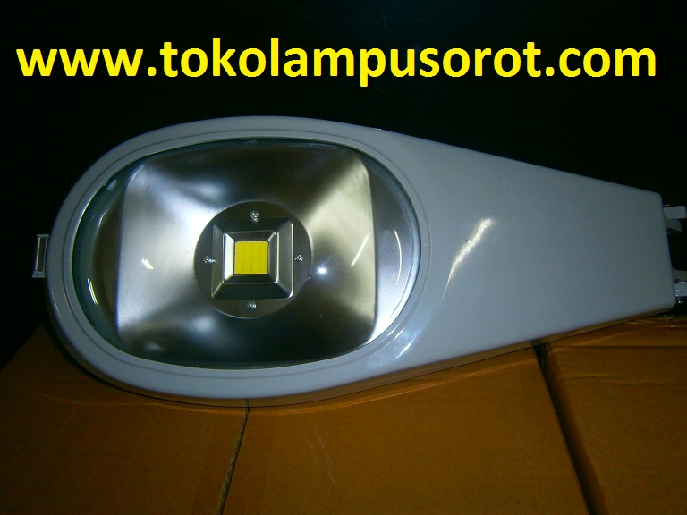 lampu PJU LED model Cobra 20 watt-30w 12volt dan 220 voltatt