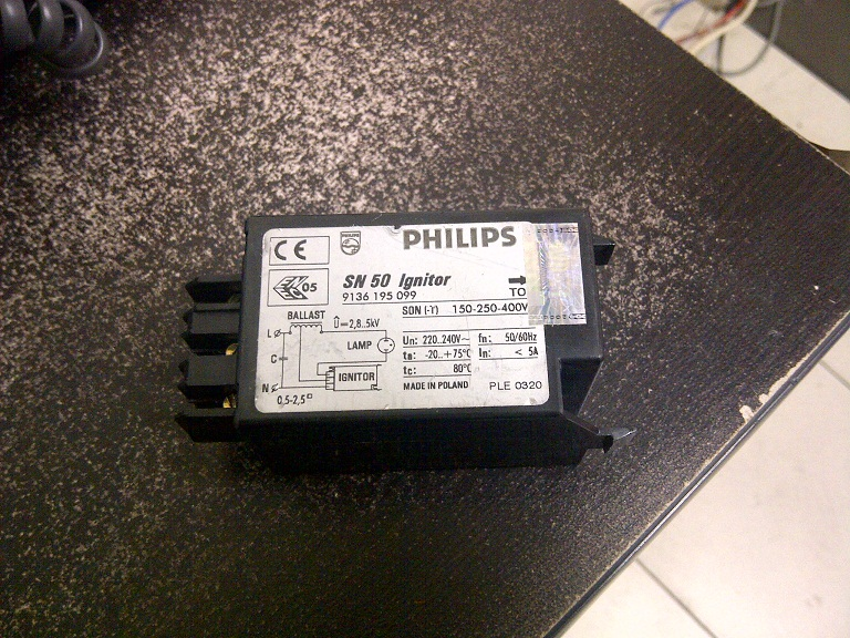 Ignitor SN 50Philips