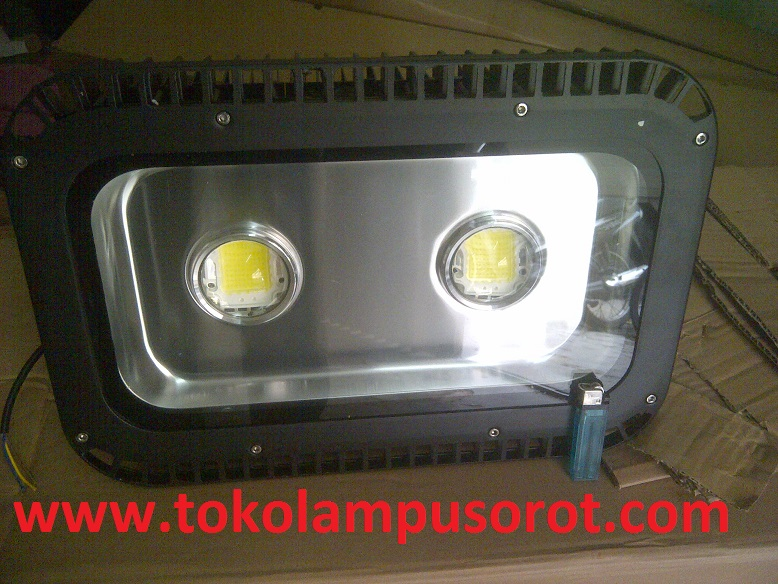 lampu sorot LED 160watt