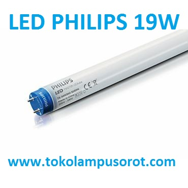 Lampu TL LED PHILIPS 19watt