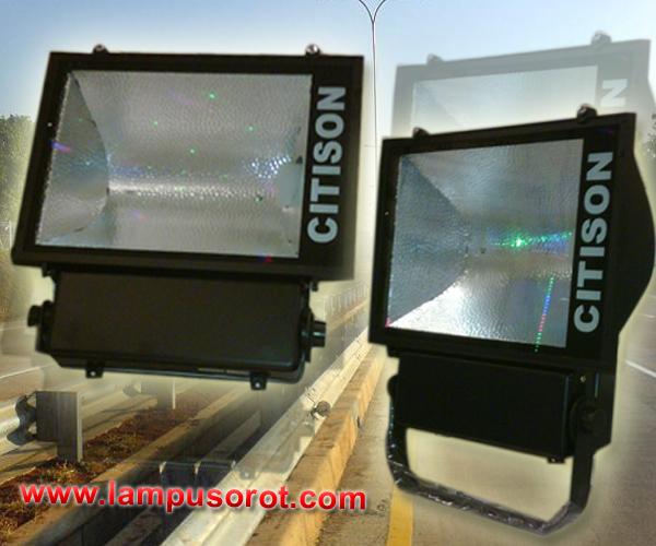 Lampu Sorot  HPI-T 250W - 400W Citison IP 65 IP 65