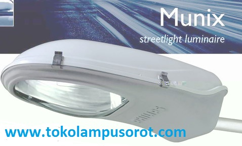 Lampu jalan SRX 811 Munix Philips